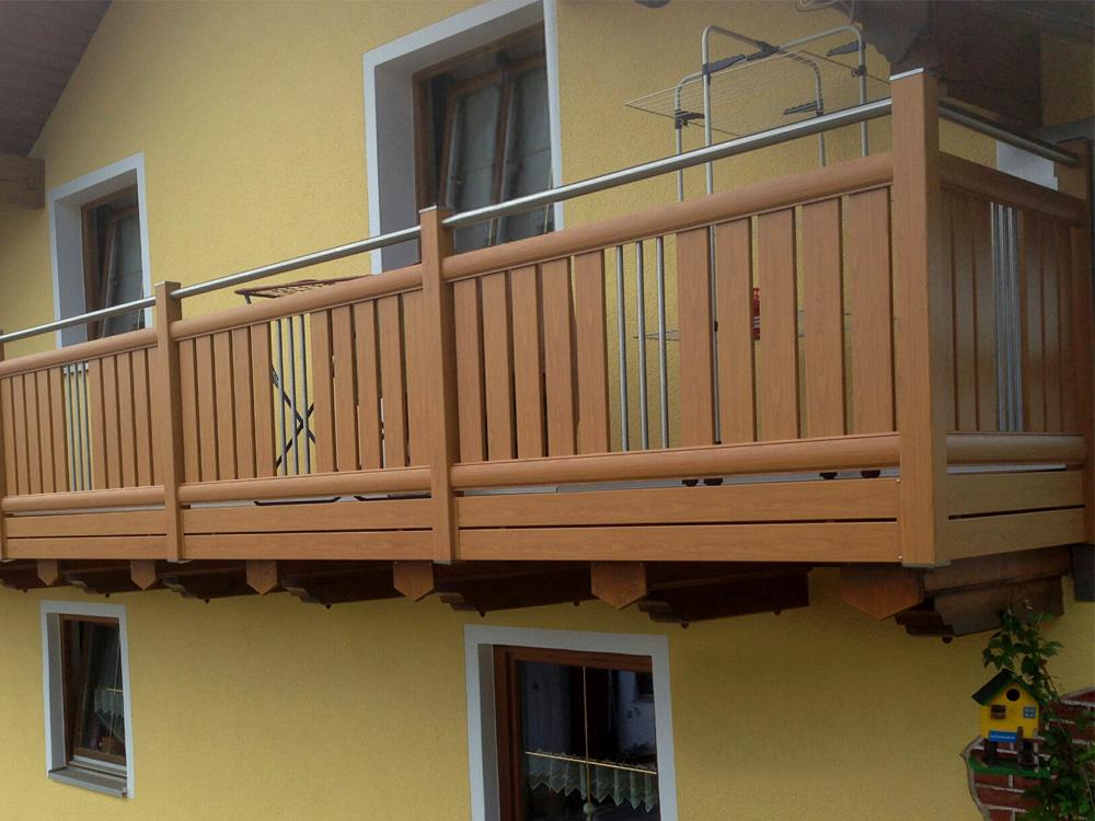 alu balkone multerer balkone ihr partner f r alu und holzbalkone terrassen treppen z une. Black Bedroom Furniture Sets. Home Design Ideas